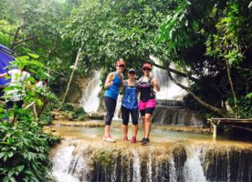Tania Bolam, Hannah Cook, Shannon Culey - Waterfall